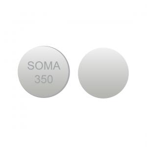 Buy Soma 350mg Online- Carisoprodol