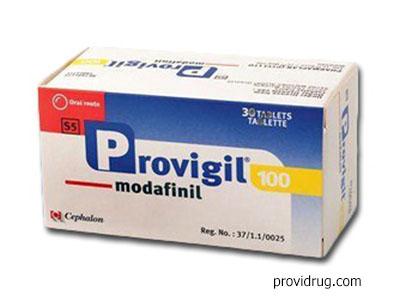 Buy Provigil 100 mg online - Modafinil